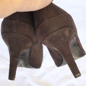 ANTONIO MELANI Shoes - Antonio Melani Rochelle brown boot size 7 1/2
